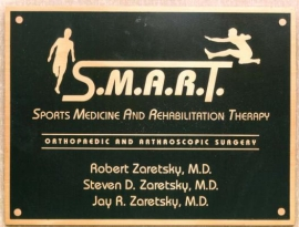 business-identification-sign-sports-medicine-and-rehabilitation-therapy