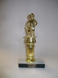 Crybaby Award