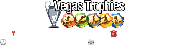 Vegas Trophies | Plaques, Acrylics, Medals | Best Prices!
