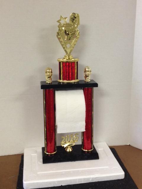 Loser Trophy - Vegas Trophies